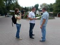 Всю неделю в РостовенаДону проводился всероссийский опрос «Отраву — за город в спецмагазины»