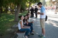 В день рождения города ростовчане подтвердили свою готовность к выносу продажи алкоголя и табака