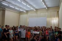 Десант Трезвости в детский лагерь «Ромашка»