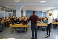 Во вторник состоялся урок Трезвости в ростовском филиале Московской академии предпринимательства