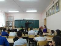 В пятницу состоялся урок Трезвости в 43ей школе РостовенаДону