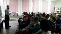 16 и 17 ноября проведены уроки Трезвости в школе №18 РостованаДону