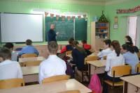 19 декабря очередные уроки Трезвости в хуторе Калинин. Комплексный подход.