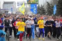Фоторепортаж о забеге Ростовское кольцо. фото  А. Карбинов