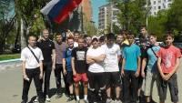 «Трезводонцы» открыли сезон забегов за здоровый образ жизни