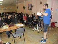 «Трезвый Дон» провёл первую лекцию для учащихся лицея