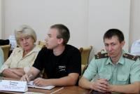 На закрытии «Десанта здоровья» в Целинском районе побывал «Трезвый Дон»