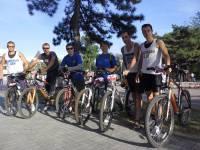 Трезвый Дон принял участие в велопробеге