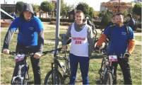 «Трезвый Дон» принял участие в велопробеге «Я выбираю спорт»