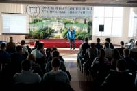 «Трезвый Дон» провёл серию встреч с ростовскими студентами