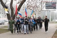 В очередной «Русской пробежке» приняли участие активисты «Трезвого Дона»
