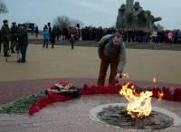 Активисты «Трезвого Дона» возложили цветы в память первого освобождения Ростова