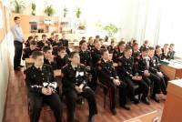 Урок Трезвости прошел в кадетском корпусе