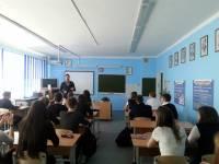 6го апреля состоялся урок Трезвости в школе № 77 г.РостованаДону