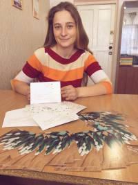 Студенты Белокалитвинского гуманитарноиндустриального техникума получили открытки с пожеланием Трезвости
