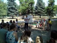 Уроки Трезвости в Неклиновском районе Ростовской области