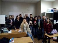 Октябрь начался мастерклассом по урокам Трезвости в нашем офисе