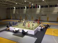 12 октября состоялся урок Трезвости для участников турнира по боксу