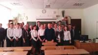 11 декабря два преподавателя «Трезвого Дона» вновь посетили село Куйбышево