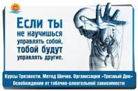 3 февраля начинаются онлайн курсы «Трезвого Дона» по методу Шичко