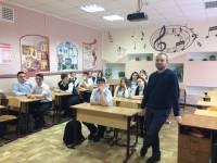 30 января мы провели уроки Трезвости в Батайске