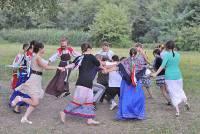 Традиционные игры и вечёрки на Трезвом Слёте в Таганроге