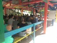 14 июня наша соратница – Учитель Трезвости из Мясниковского района – провела три урока Трезвости в лагере «Зорька»