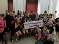 17 июня уроки Трезвости сразу в двух детских лагерях провели преподаватели «Трезвого Дона»