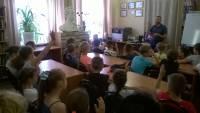 26 июня состоялся урок Трезвости для учеников 13го лицея