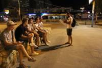 В конце июня с жителями Волгодонска побеседовали об очищении города от табачноалкогольной отравы