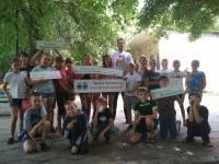 Уроки Трезвости сразу в двух детских лагерях