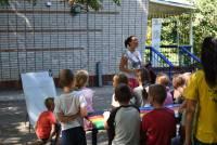 12 августа мы провели 8 уроков Трезвости в детском лагере
